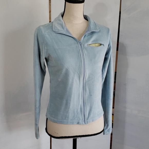 Horny Toad Jackets & Blazers - Horny toad ladies soft fleece zip up jacket